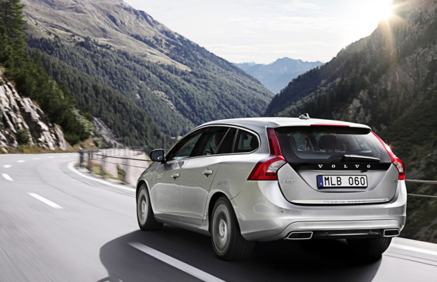Volvo Diesel-plug-in: die ultimative nordische Kombination