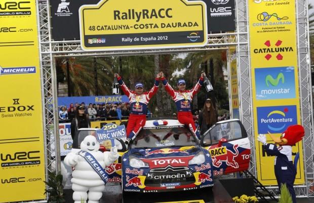 WRC: Citroën rundet Saison mit Sieg ab