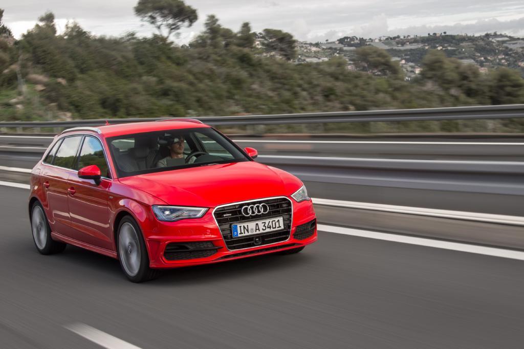 Was anderen Herstellern kaum mehr Wert wäre als ein Kreuzchen in der Preisliste, ist bei Audi ein eigenständiges Modell