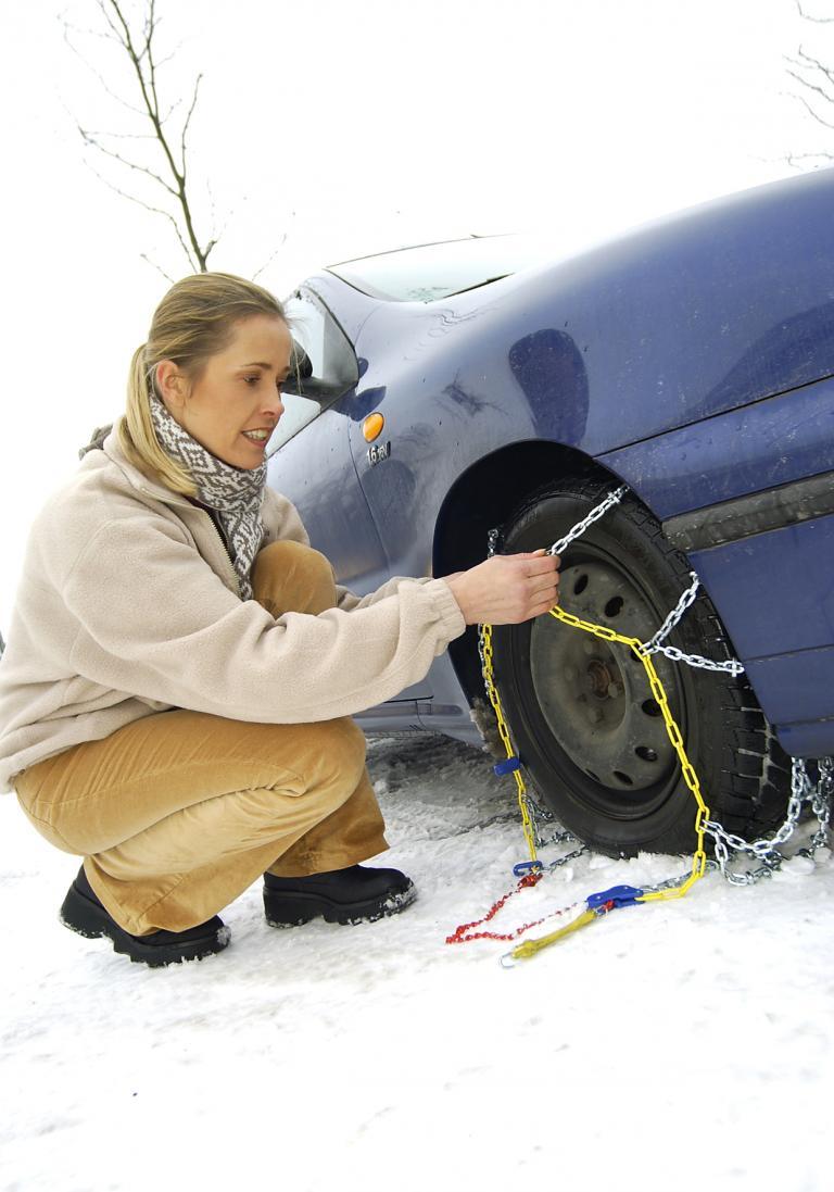 Wintersaison: Deutsche Autofahrer gut gerüstet