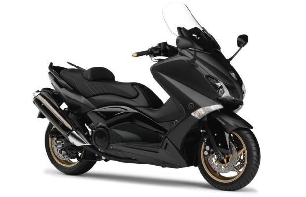 Yamaha-Roller Sondermodelle - Schön gemacht für den Winter