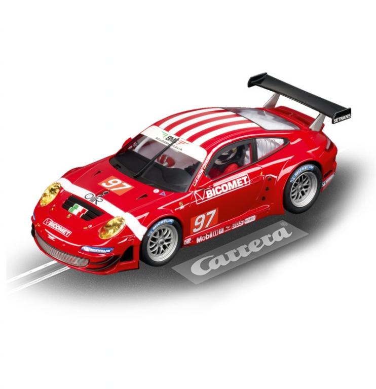auto.de-Weihnachtsgewinnspiel: Carrera DIGITAL 124 Porsche GT3 RSR, Carrera DIGITAL 132 Audi A4 DTM & McLaren-Mercedes Vodafone Race Car 2011