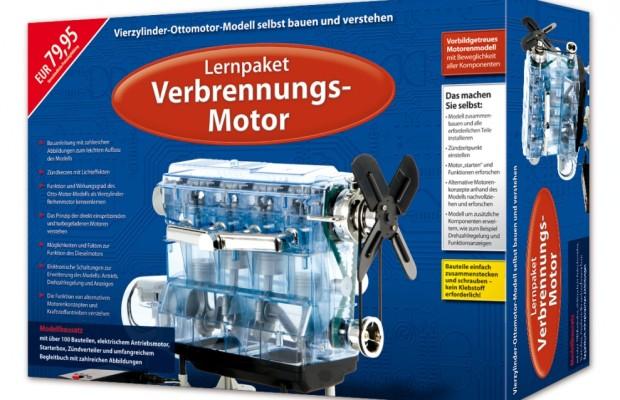 auto.de-Weihnachtsgewinnspiel: Das Lernpaket Verbrennungsmotor