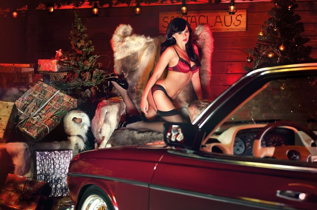 auto.de-Weihnachtsgewinnspiel: Miss Tuning Kalender 2013