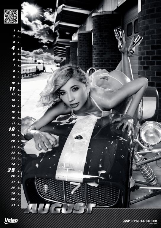 auto.de-Weihnachtsgewinnspiel: WERKSTATTkultur 2013 – Erotische Kurven auf der Zielgeraden