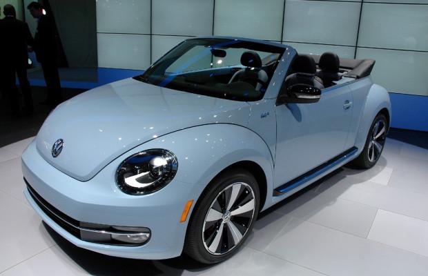 ''Deutlich maskuliner'': VW kündigt neues Beetle Cabrio für Februar an