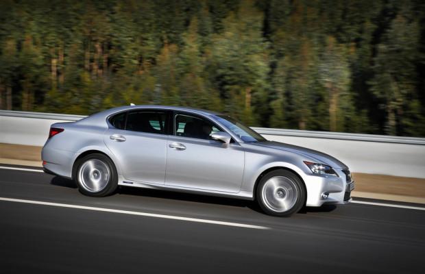 Über 500 000 Hybrid-Fahrzeuge von Lexus verkauft