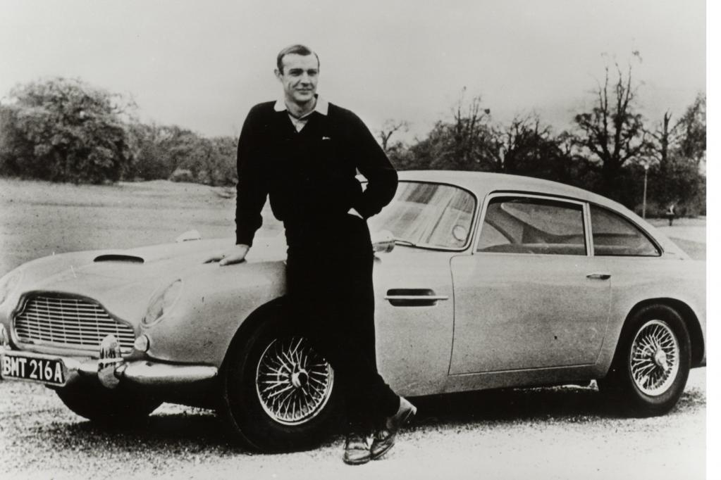 100 Jahre Aston Martin: Mehr als James Bond Autos