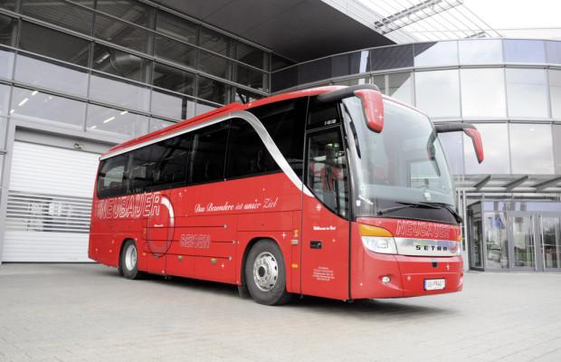 750ster Setra S 411 HD geht nach Österreich