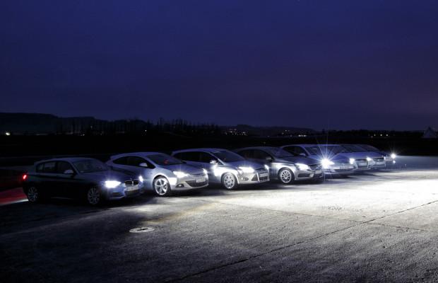 ADAC testet Lichtsysteme