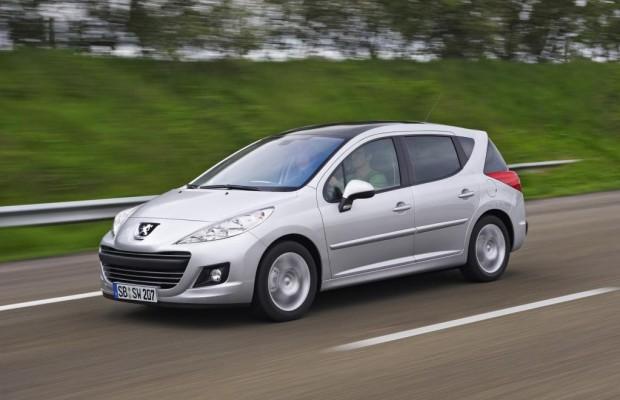 Abschieds-Edition des Peugeot 207 SW