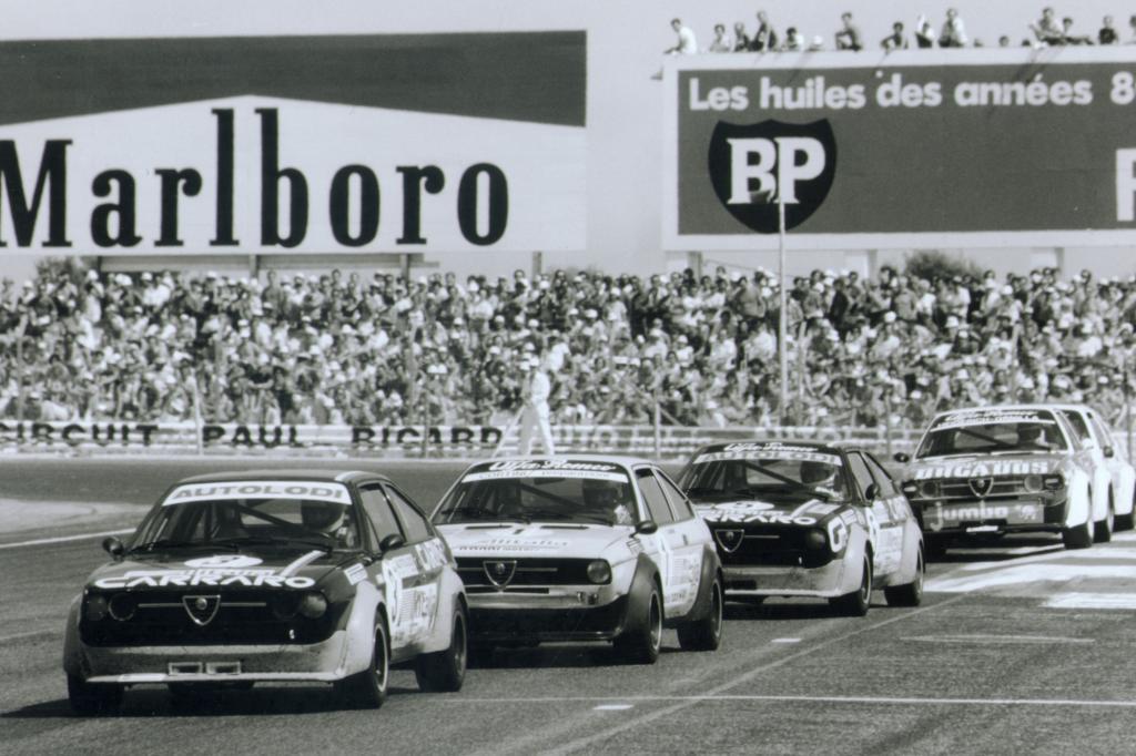 Alfa Romeo Alfasud Sprint Trofeo ab 1977