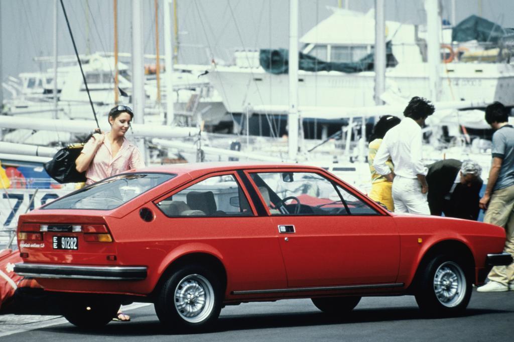 Alfa Romeo Alfasud Sprint Veloce ab 1979