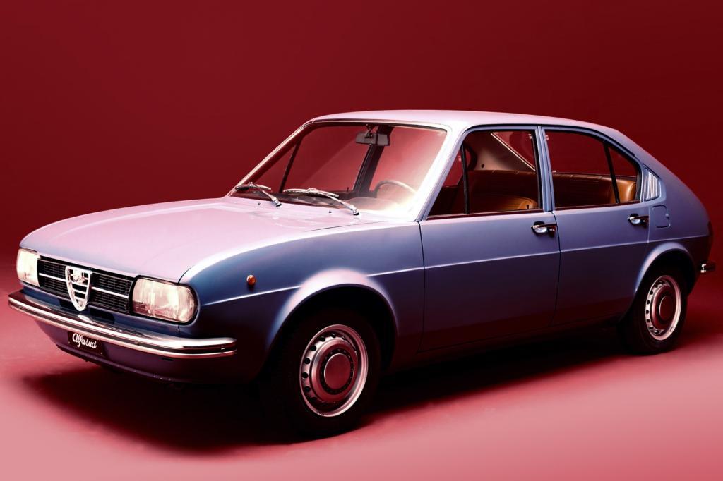 Alfa Romeo Alfasud ab 1972