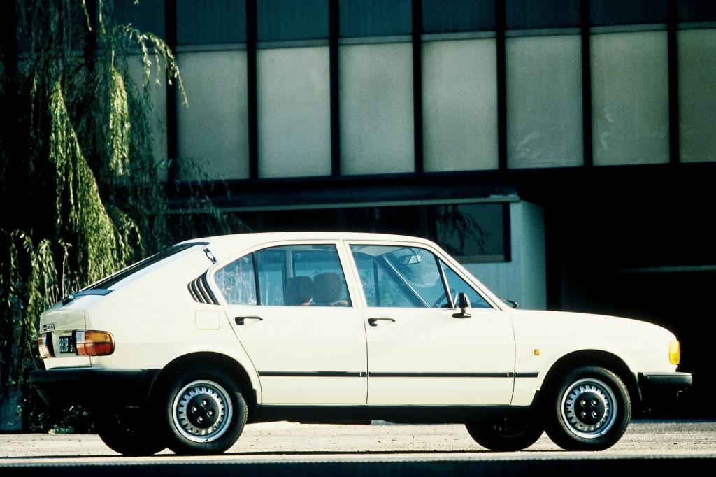 Alfa Romeo Alfasud ab 1981