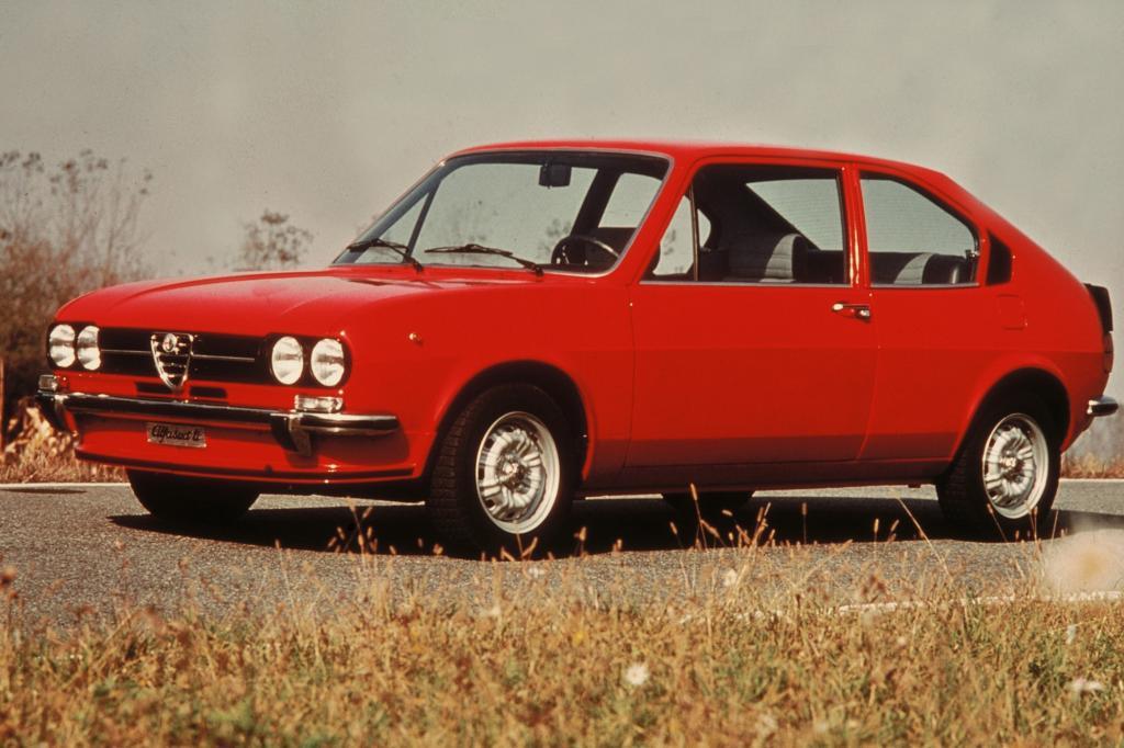Alfa Romeo Alfasud ti ab 1973