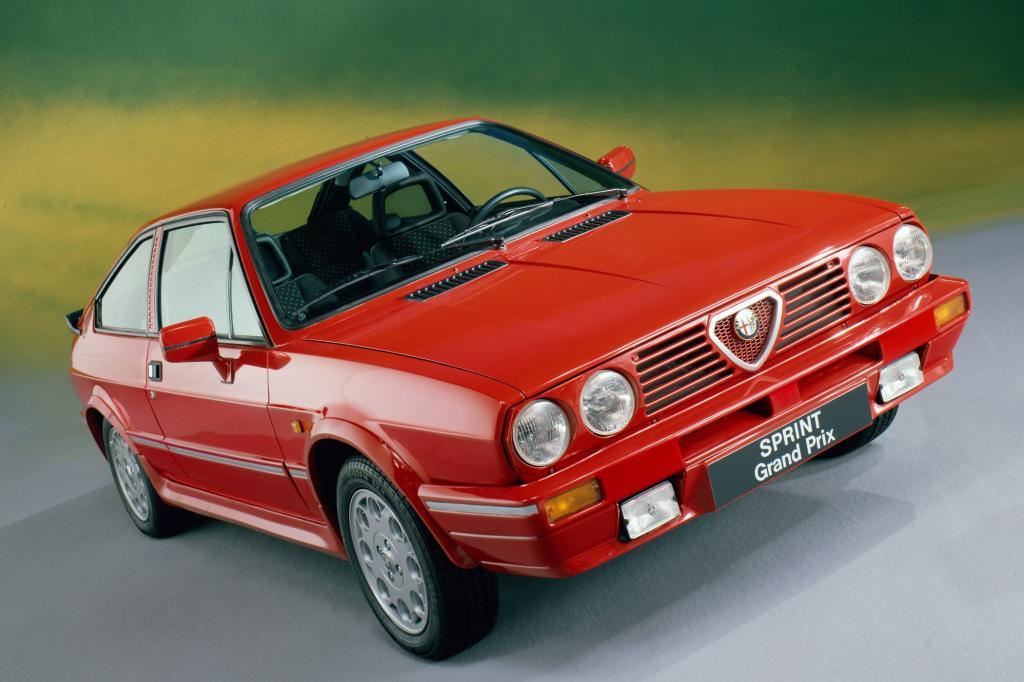 Alfa Romeo Sprint Grand Prix ab 1983