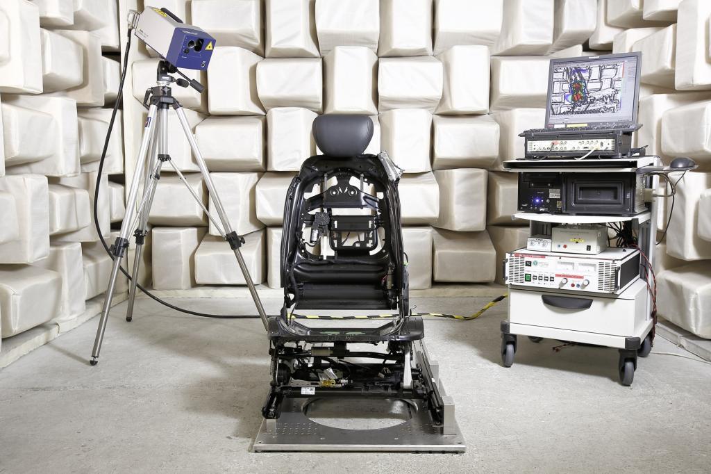 Alle Prüfstände und Messinstrumente inklusive der Software werden bei Johnson Controls selbst entwickelt und produziert