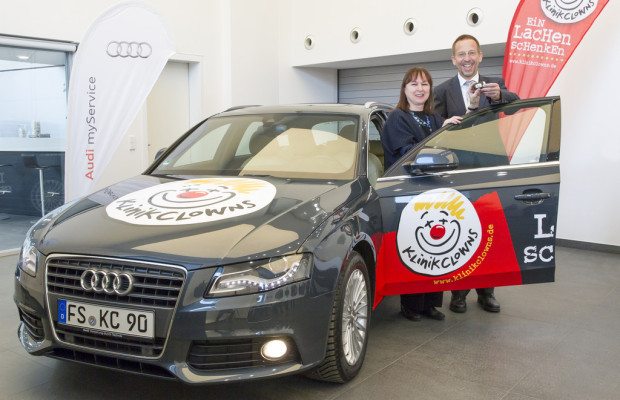 Audi-Mobilitätscenter ist umgezogen