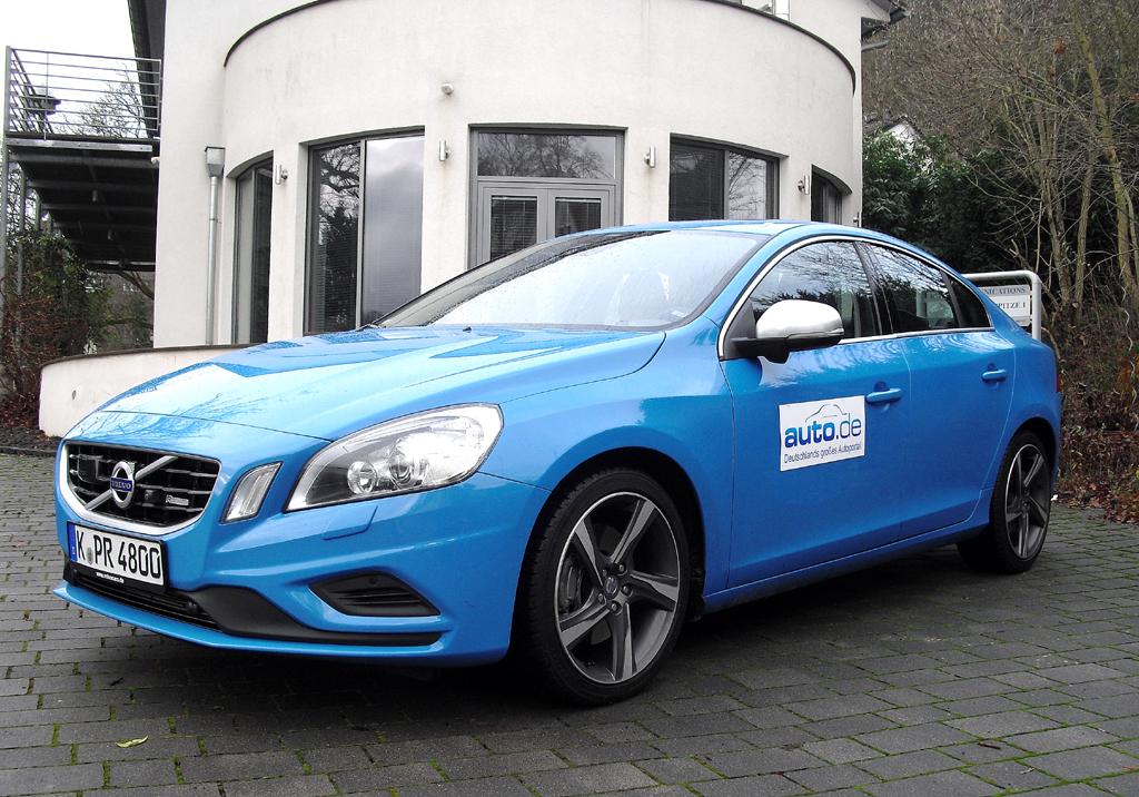 Auto im Alltag: Volvo S60 Polestar