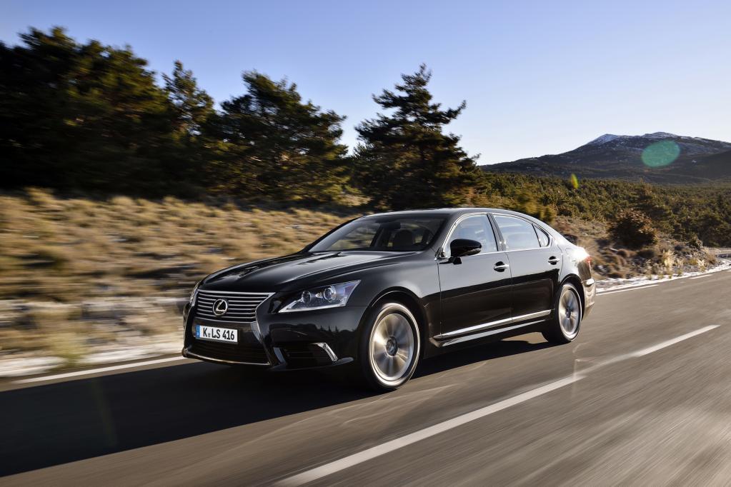 Autojahr 2013: Oberklasse - die Schönen für die Reichen