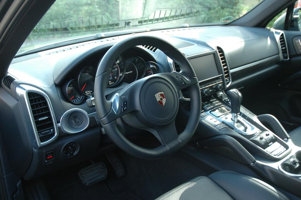 Autotest Porsche Cayenne - Luxus muss sich wieder lohnen