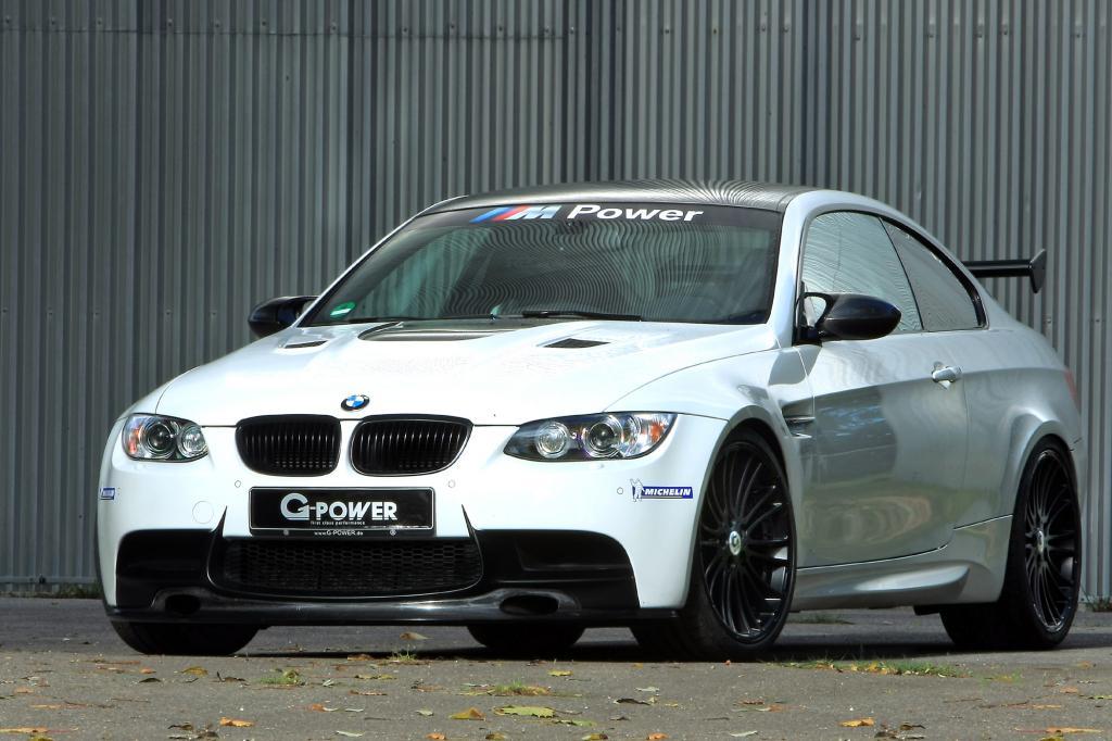 BMW M3 G-Power - Mehr Druck dank Lader