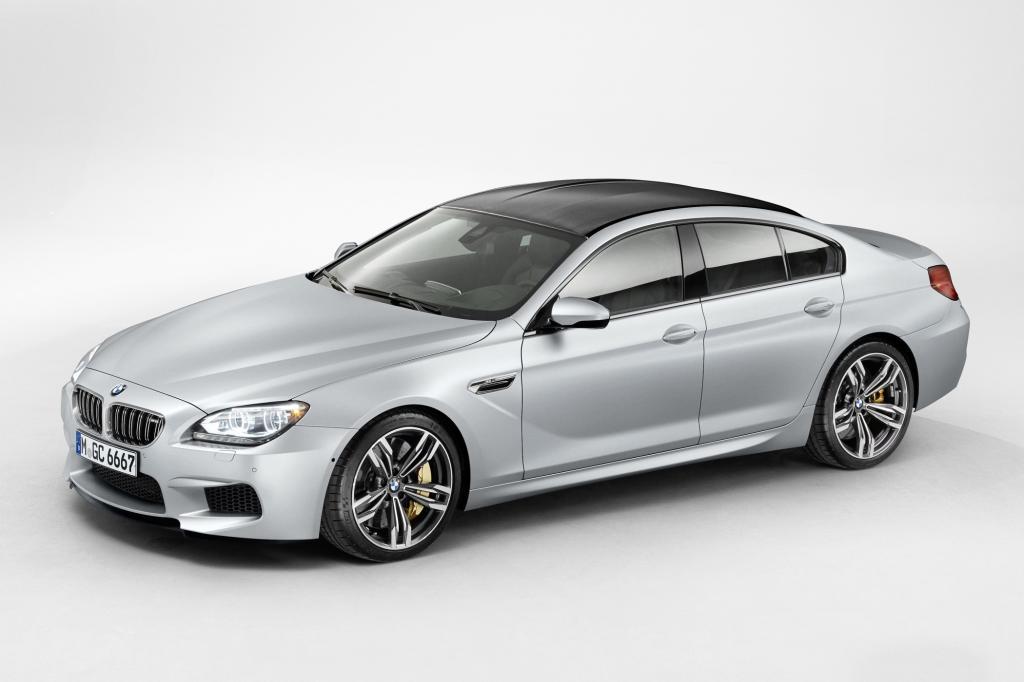 BMW legt erstmals ein M6 Gran Coupe auf