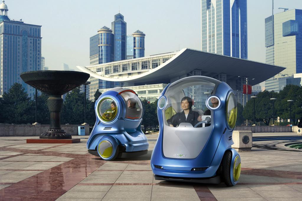 China auf dem Weg in die Elektromobilität