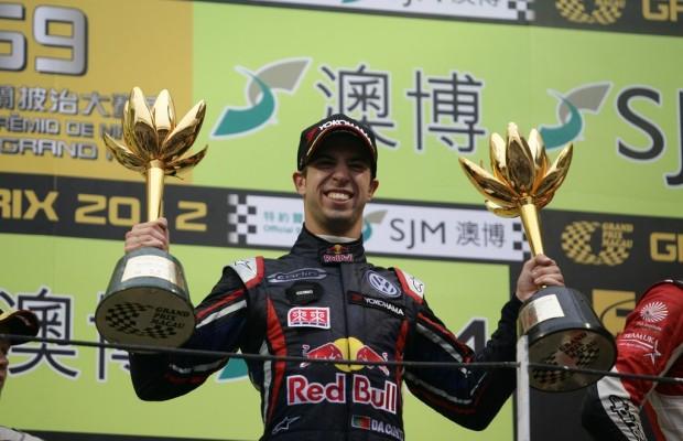 Costa gewinnt beim Grand Prix von Macau