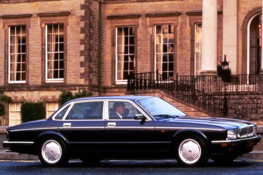 Daimler Double Six ab 1993