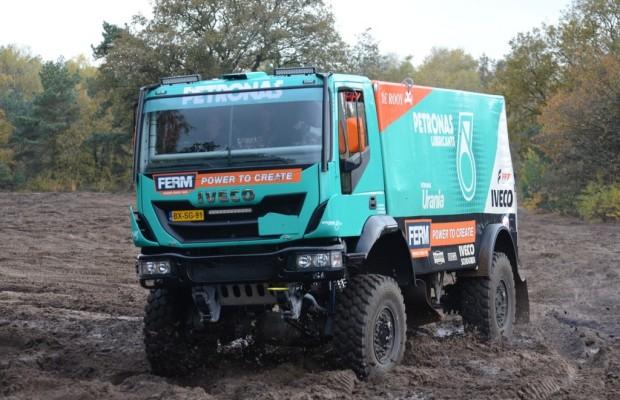 Dakar 2013: Fünf Iveco wollen vorne mitfahren