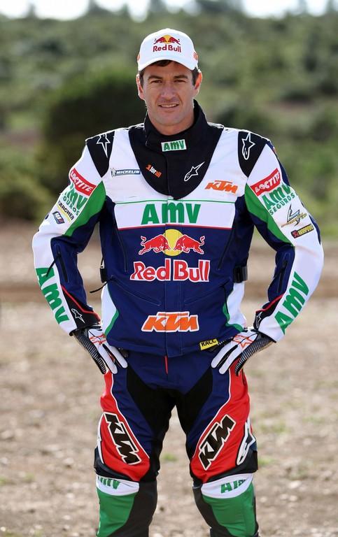 Dakar 2013: KTM setzt wieder auf Despres und Coma