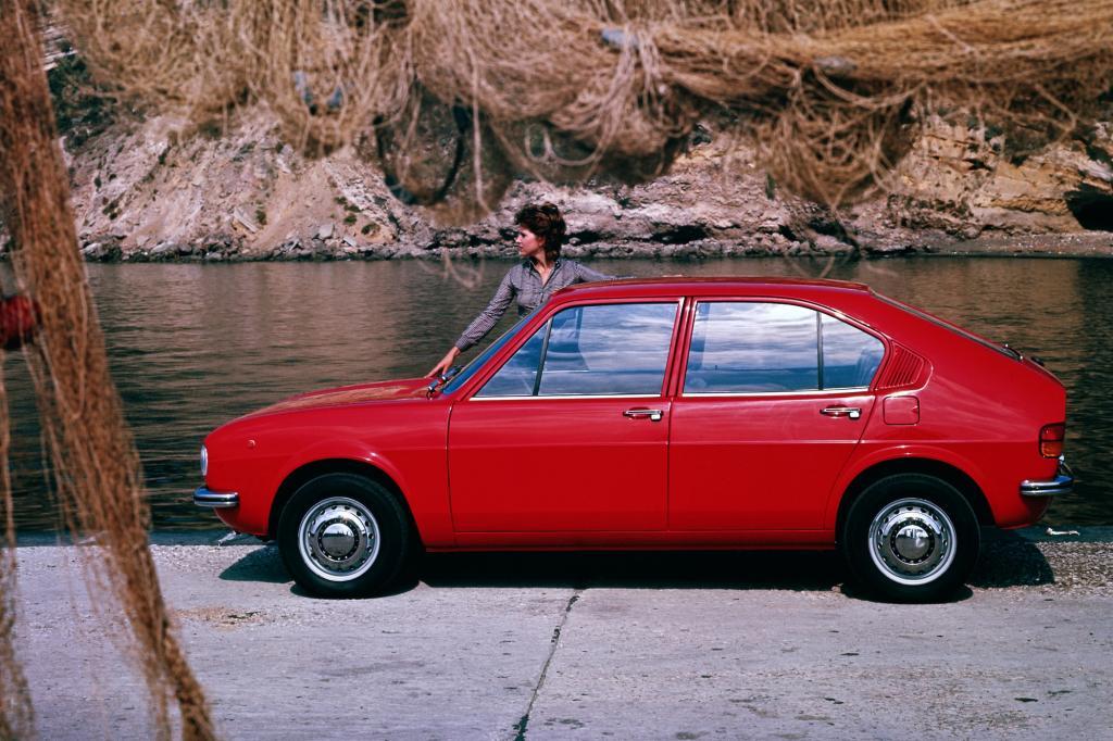 Der Alfa Romeo Alfasud zählt zu den Pionieren der modernen Kompaktklasse