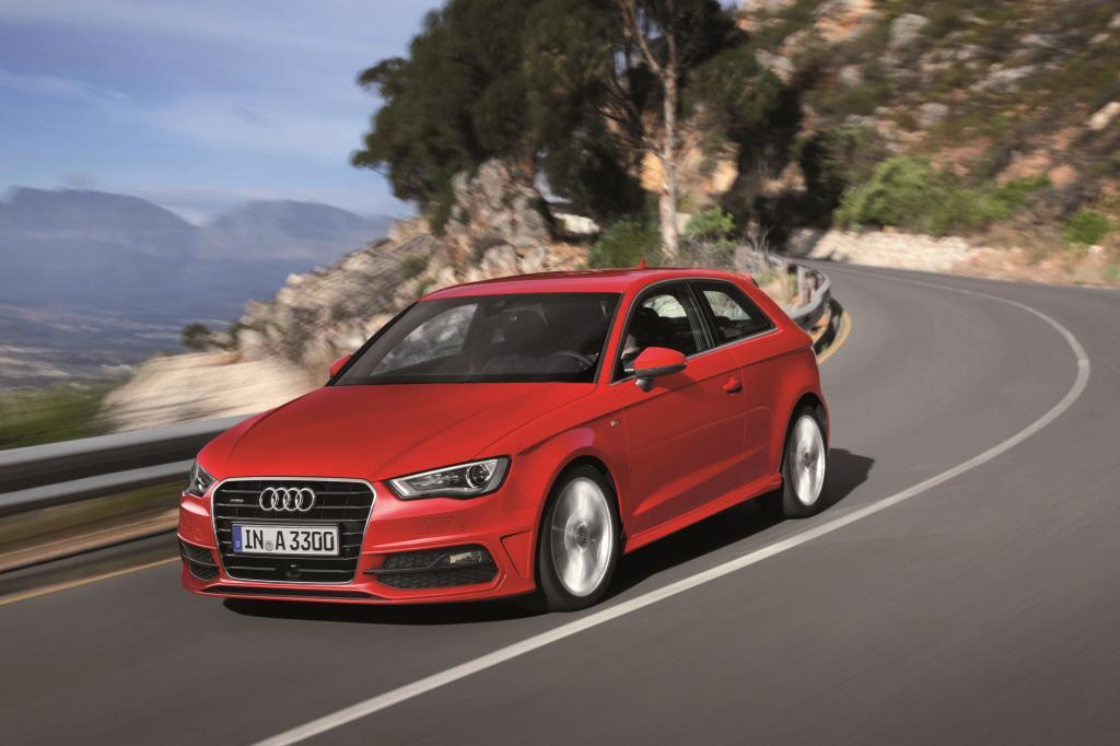 Der Audi A3 ist Spitze in der Kompaktklasse