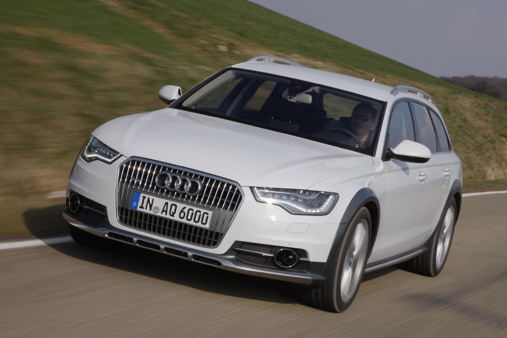 Der Audi A6 allroad ist die zivilere Alternative zum Q5
