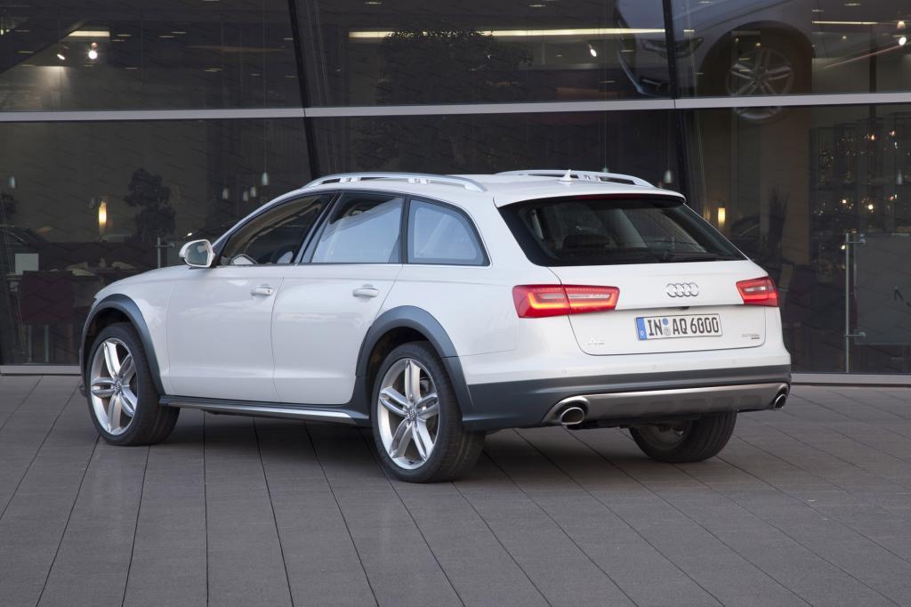 Der Audi A6 allroad quattro kostet mit dem von uns gefahrenen Motor ab 57.350 Euro