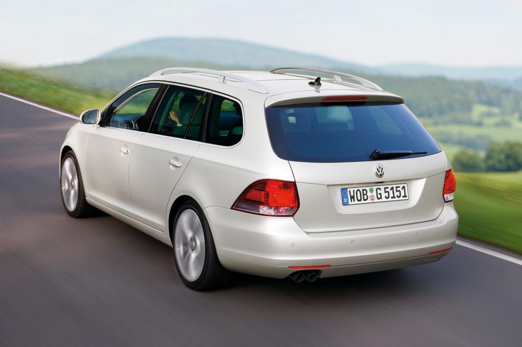 Der VW Golf Variant erhält im kommenden Jahr einen Nachfolger