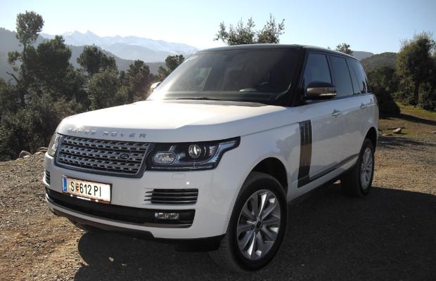 Der britische Souverän: Land Rover kündigt neuen Range für Januar an