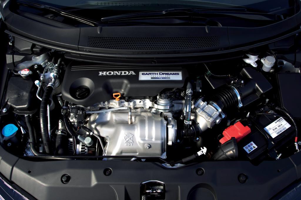 Der neue 1.6 Liter i-DTEC-Dieselmotor