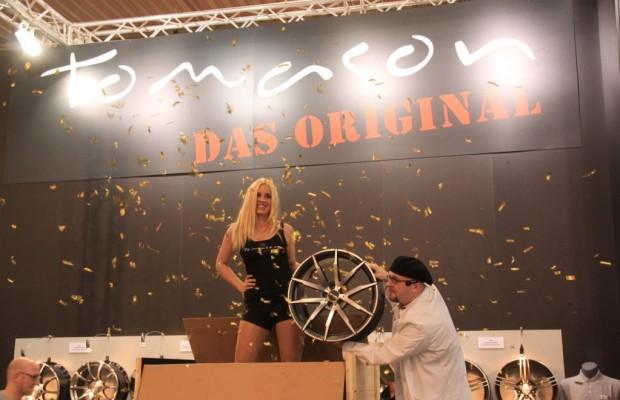 Essen 2012: Tomason-Jubiläumsrad feiert in Essen Premiere