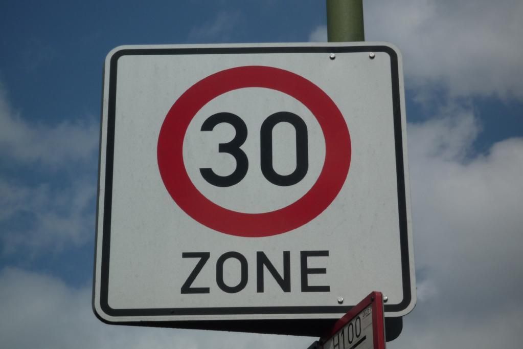 Fachleute für 30 km/h-Limit in der City