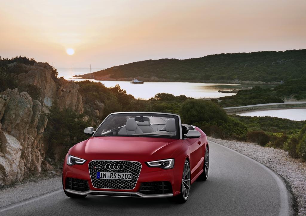 Fahrbericht: Audi RS5 Cabriolet - Zwischen Dr. Jekyll und Mr. Hyde