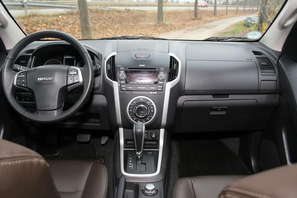 Fahrbericht Isuzu D-Max Double Cab Premium: Unbekannter Erfolgstyp