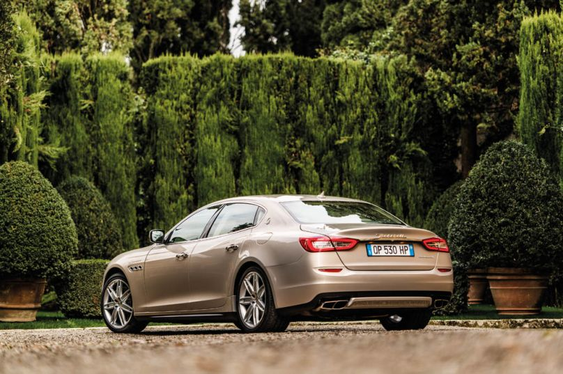 Fahrbericht: Maserati Quattroporte - Limousine für Liebhaber