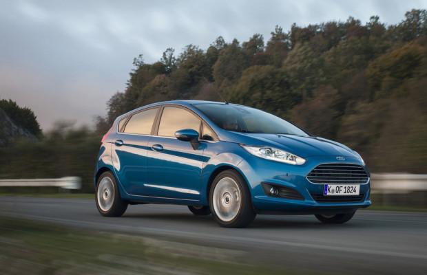 Ford schließt Dauerfahrtests des neuen Fiesta ab