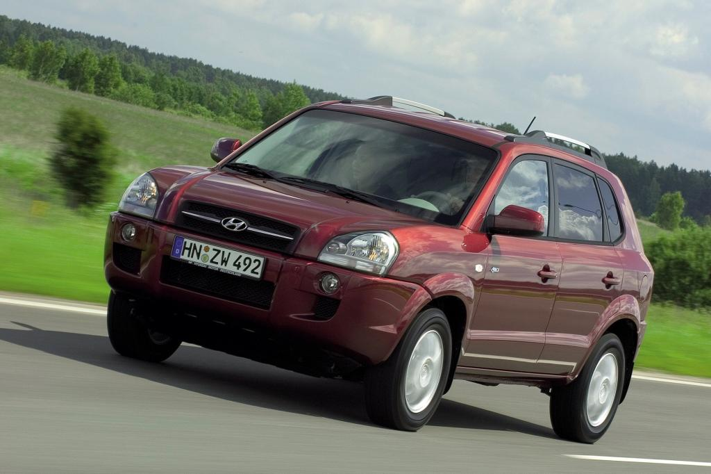Gebrauchtwagen-Check: Hyundai Tucson - Geräumig, aber schwach auf Achse
