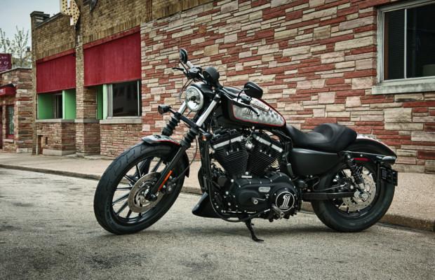 Harley-Davidson bietet Hubraumvergrößerung für Sportster 883