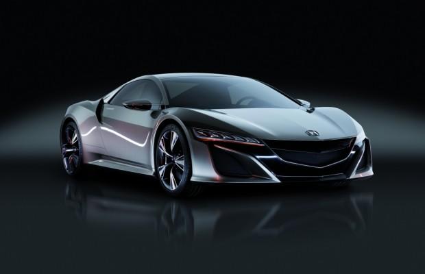Heißes Eisen aus Fernost - Honda legt den NSX neu auf