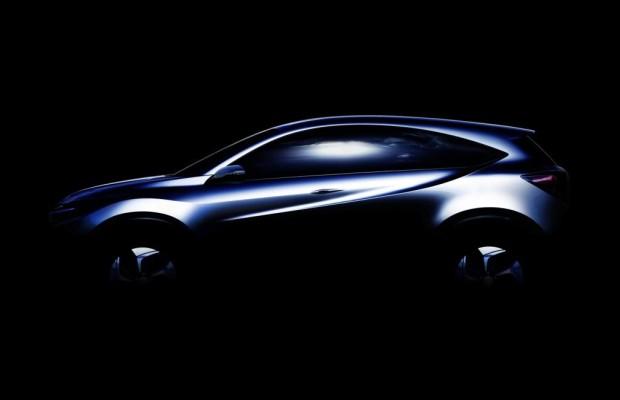 Honda Urban SUV Concept - Jazz für den Großstadtdschungel